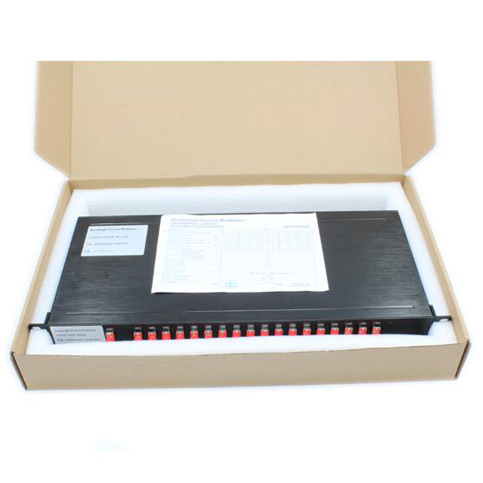 Chassis Type Coarse Wavelength Division Multiplexer 1/18 CWDM
