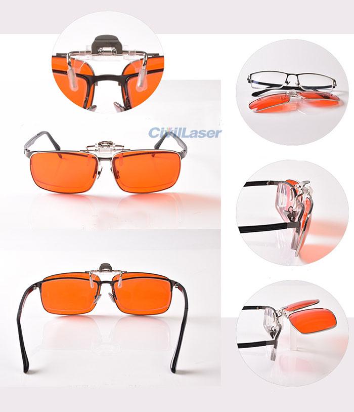 Lsaser goggles For Myopic eye & Presbyopia user