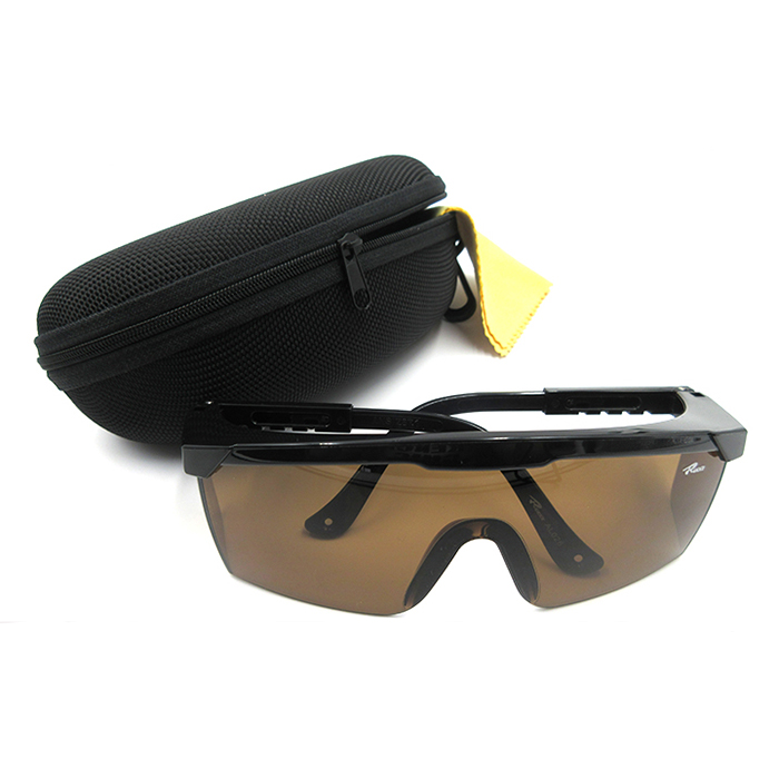 200nm-2000nm All Wavelength Red Green Blue Infrared Laser Eyes Protection Goggles