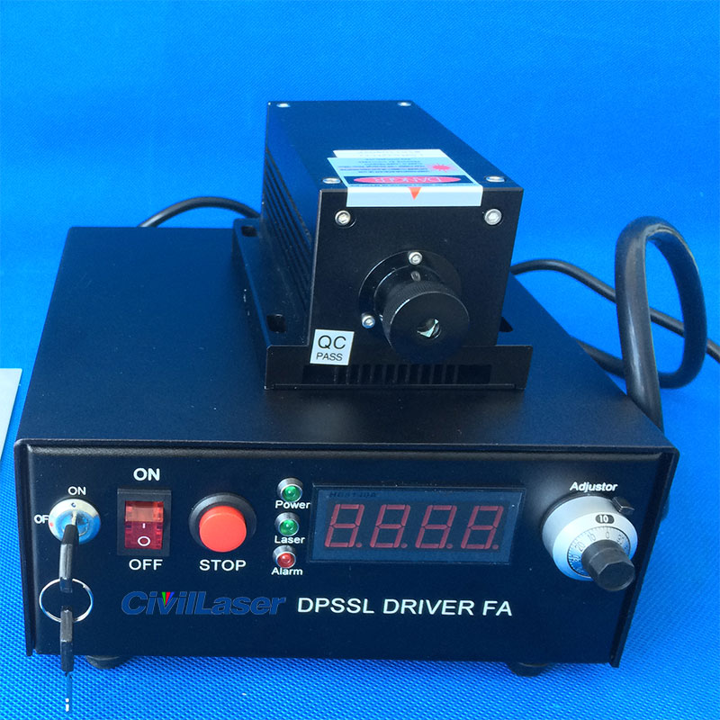 UV laser 355nm 100mw high power Ultraviolet Lasers