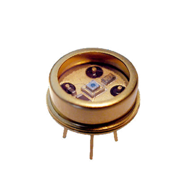 First Sensor High Speed Si APD 400-1100nm Avalanche Photodiode Amplifier TO5 Package