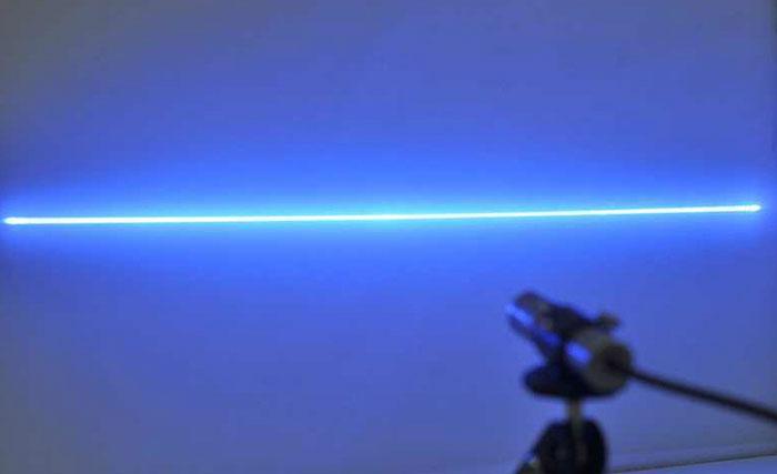 405nm 150-180mw Blue-Violet Focusable Adjustable Laser Dot Module