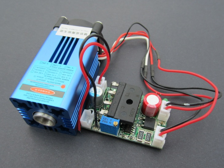 500mw Green Laser Diode Module