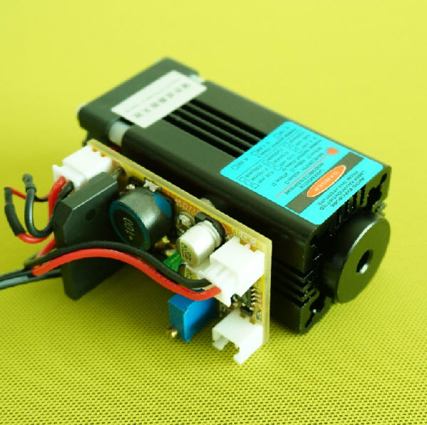 445nm/450nm 3.5w~4w blue laser module with TTL modulation(NICHIA NDB7A75)