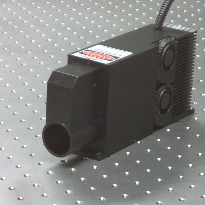 Infrared Software Control Laser System 1064nm 5~10W Optical Electromechanical Integrated Machine