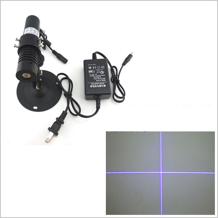 450nm 100mw Import Blue Light Positioning Lamp Cross Laser Module