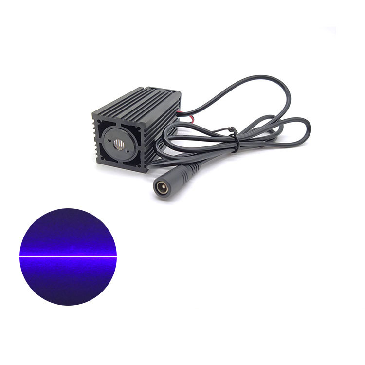 450nm 1000mw High power uniform Line Blue laser machine vision 3D digital scanning laser