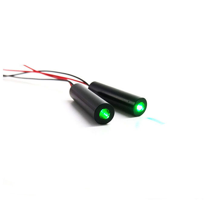 505nm 30mW Green Dot Laser Diode Module Positioning Module ACC Dirver Circuit