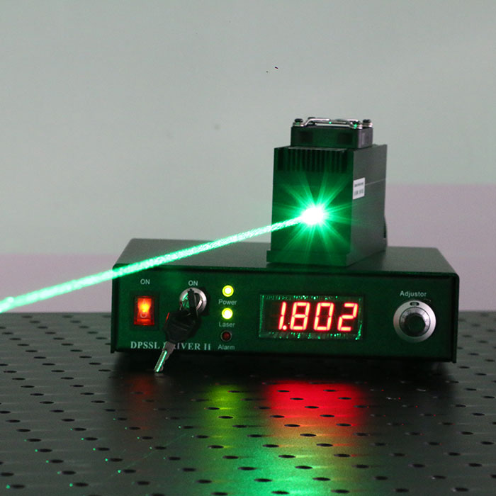 515nm 520nm 10W High Power Semiconductor Laser Strong Green Laser
