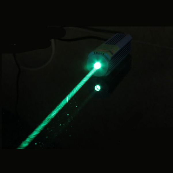 515nm/520nm 50mw~150mw Focus adjustable Grass green laser module