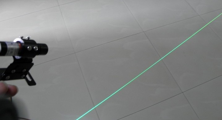 532nm 50mw 80mw Green Laser Module Line Laser Head Super