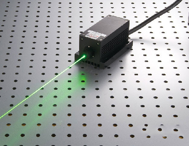 532nm 600mw~900mw green dpss with TTL modulation high quality solid state laser