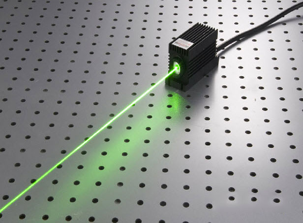 532nm 10mw~80mw green dpss laser with power supply Free shipping