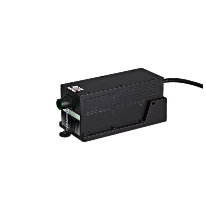 589nm 3W Solid-state Laser Yellow DPSS Laser stable Power Supply