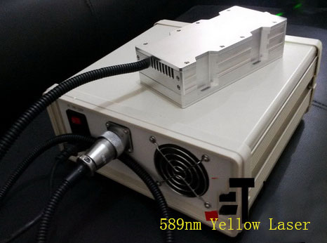 589nm 3W Solid-state laser Yellow dpss laser