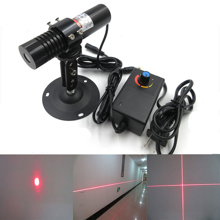 638nm 700mw Dot/Line/Crosshair High power Red laser module