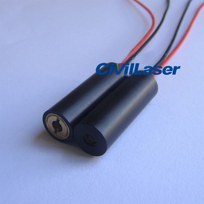 24V 1mW 650nm Red Dot laser module positioning lase