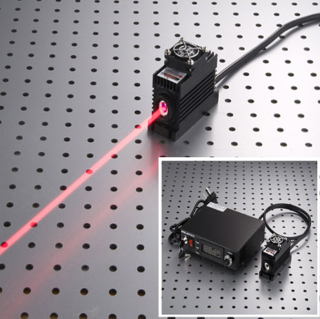 650nm high power 100mW~800mW Red Semiconductor Laser