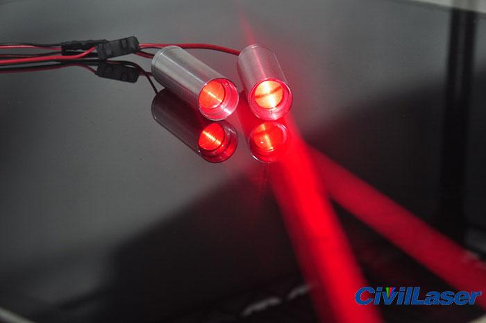 Red Thick Laser Beam 130mw Ktv Disco Laser Module Red Dj Light