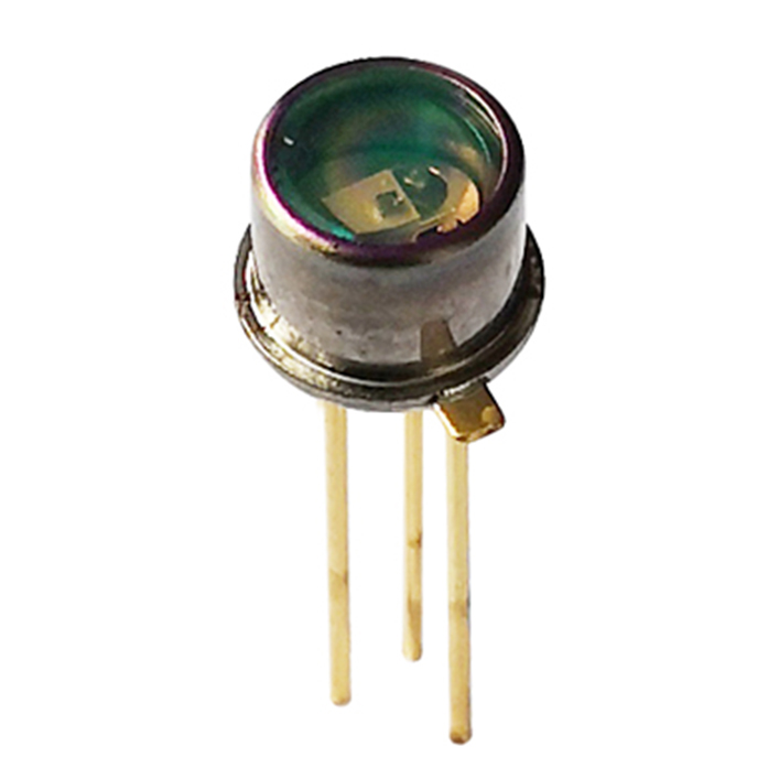 800nm~1700nm 500μm InGaAs M=30 Avalanche Photodiode TO46 Package