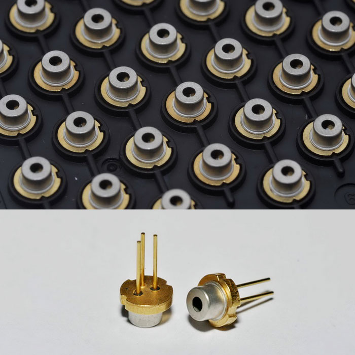 QSI 808nm 500mW Infrared Laser Diode T056(9MM)