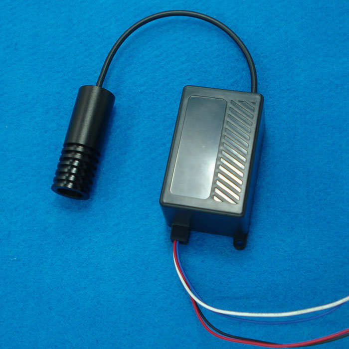 980nm 300mW Dot Laser Diode Module Infrared Lasr Beam 22*65mm