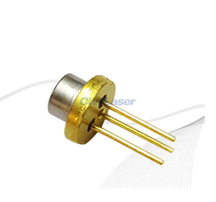 Infrared LD 980nm 100mW TO 18-5.6mm Invisible Laser Beam