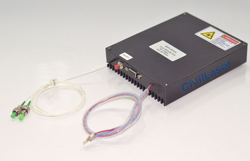 500mW~3000mW High Power EDFA Erbium-doped Fiber Amplifier Booster Amplifier module type