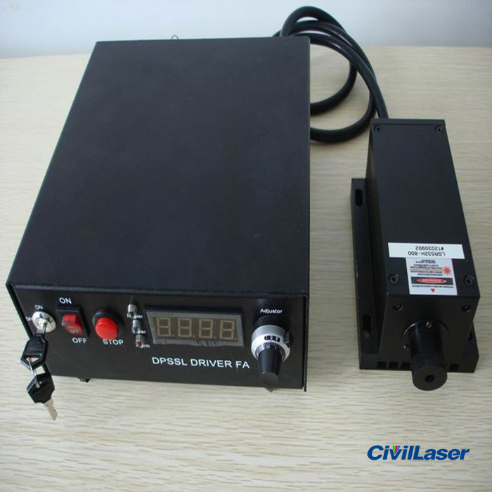36W 808nm laser semiconductor system high power solid state laser