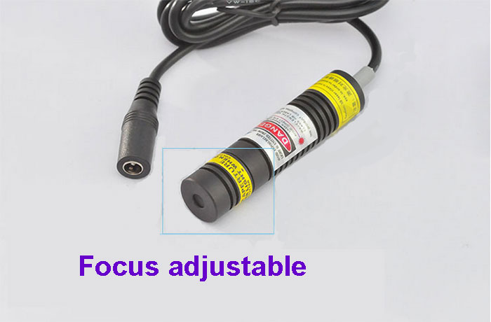 648nm 100mw Red laser module Crosshair Laser/ Line Cast line instrument/ Dot Locating lamp