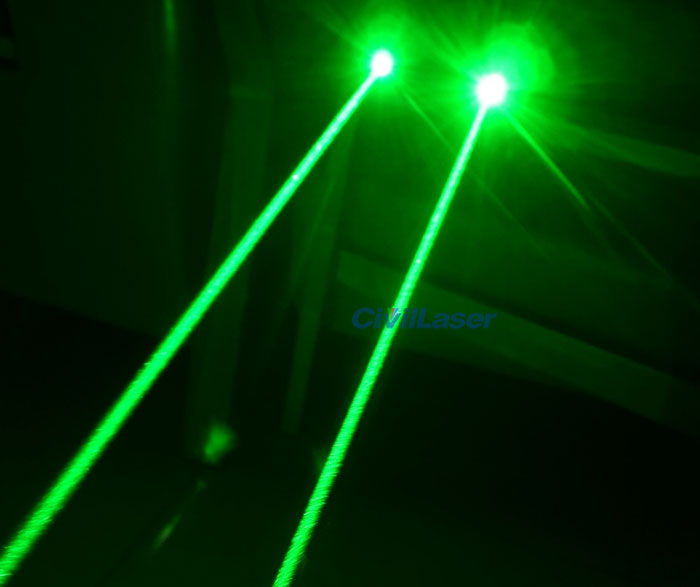 520nm green laser diode