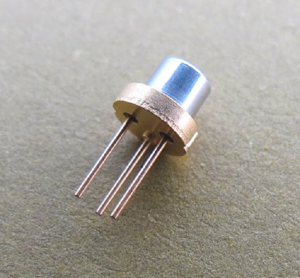 OSRAM 515 PL 515nm 520nm 30mw laser diode TO38(3.8mm)