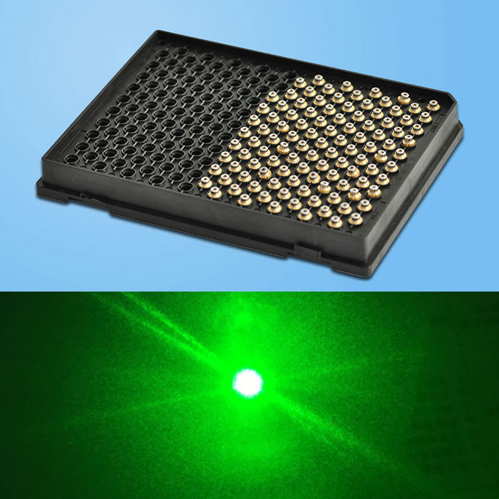 520nm 50mW Green Laser Diode OSRAM LD PLT5 520 TO56