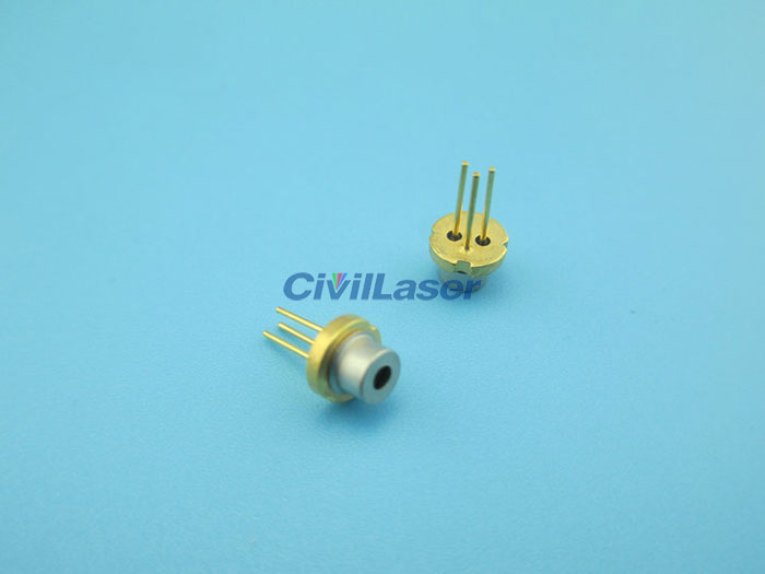 QSI QL63D43X LD 635nm 5mW Red Laser Diode TO-18