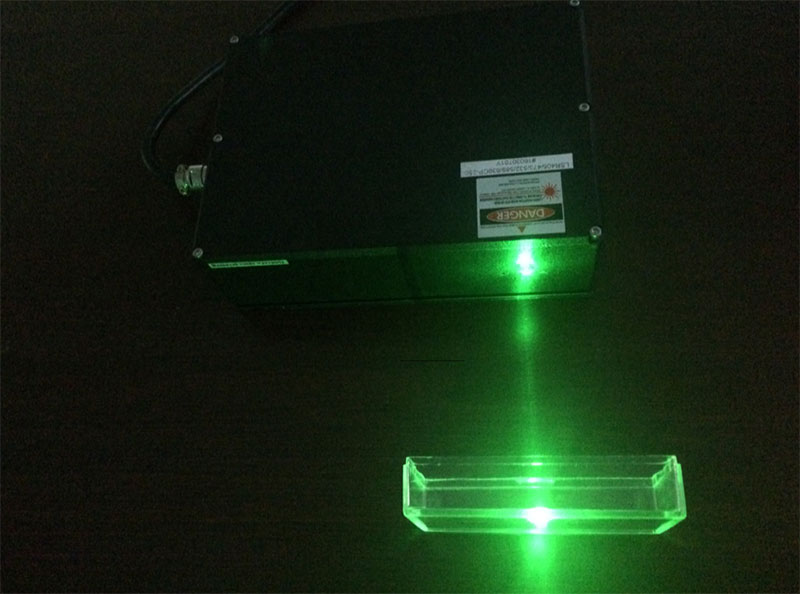 High Power RGB laser