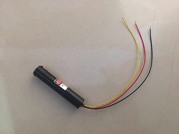 532nm 30mw TTL modulation Green laser module Dot 16mmx75mm