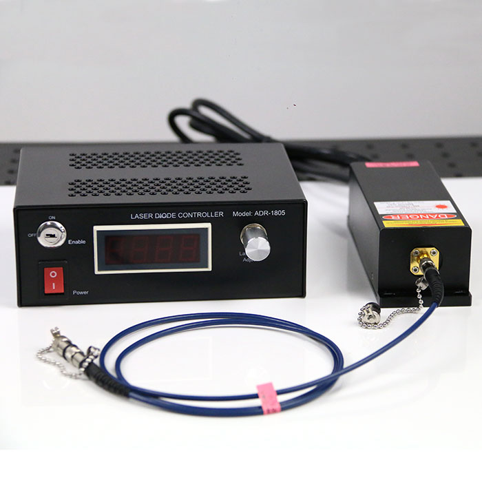 795nm 30mW IR Semiconductor Laser Single Mode Fiber Coupled Laser Infrared Laser Source