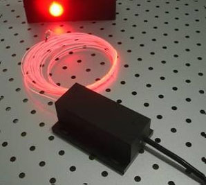 980nm 1W~8W High power Fiber coupled laser with power supply