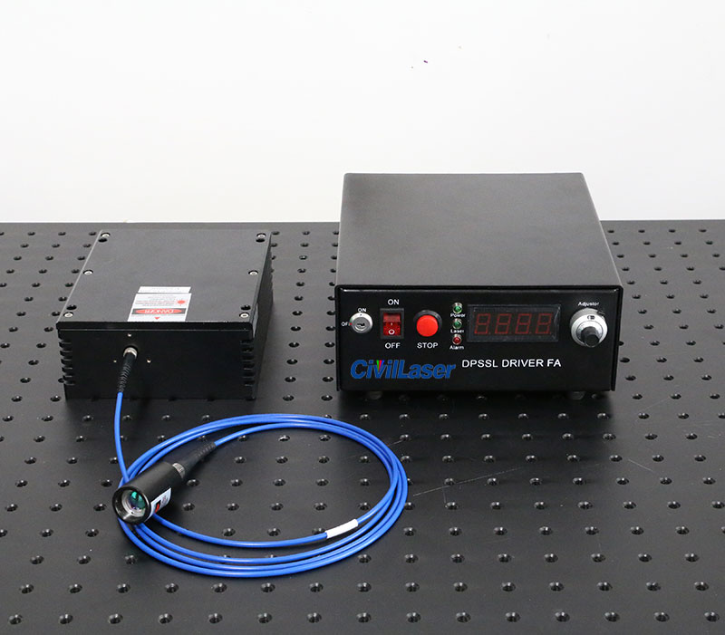 808nm Fiber coupled Laser CivilLaser customized product Deposit