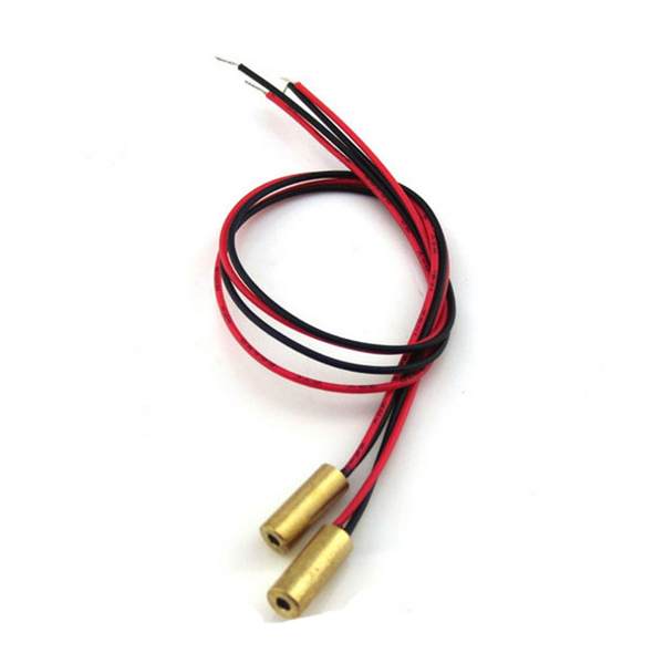 650nm 5mW Red laser module Dot Φ4mm*10mm/The smallest size