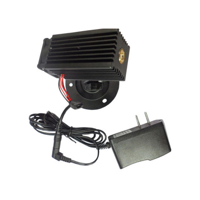 Green laser module dot 100mw~200mw with fan cooling and power supply