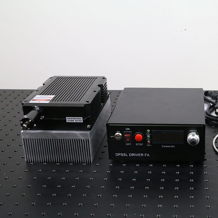 808nm 36W IR Fiber Coupled Laser Lab Laser Source