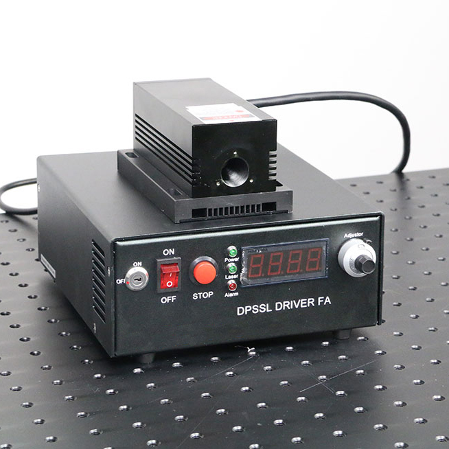 1380nm 2W High Power IR Laser Semiconductor Laser With Power Suppply
