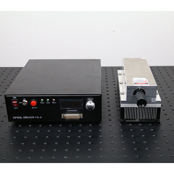 Infrared laser 1064nm 5W DPSS Laser Invisible laser source