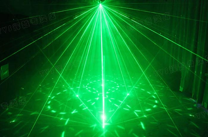 Laser Stage Green Amp Red Laser Light Disco Lights Party