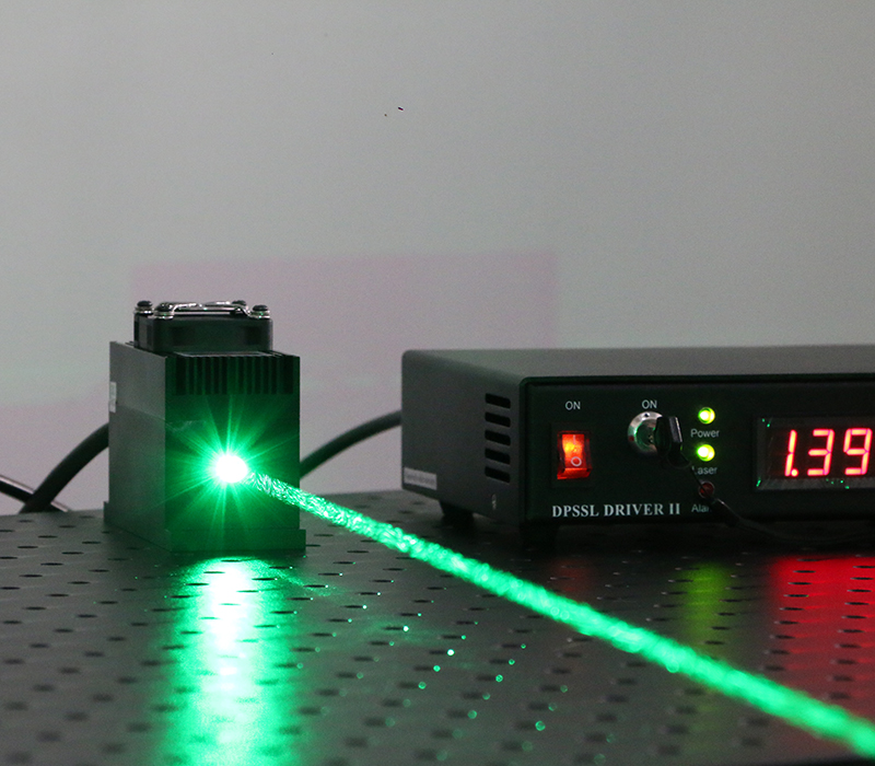 505nm 100mw Solid State Laser Green laser diodes