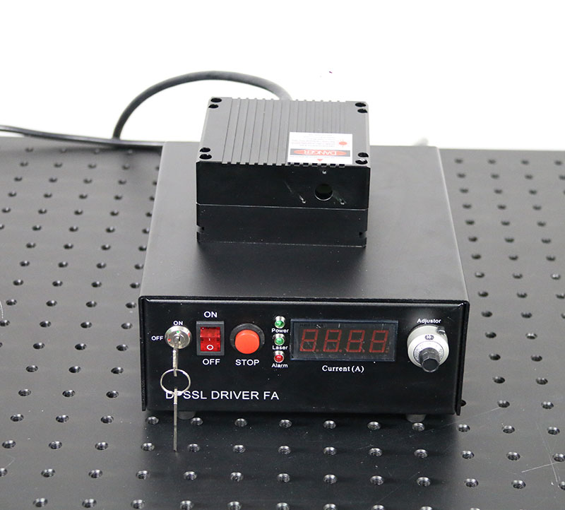 880nm 5W High Power Laser IR Laser Source With Power Supply