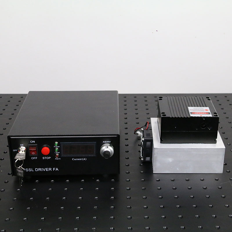 880nm 10W IR Semiconductor Laser Powerful Laser Source