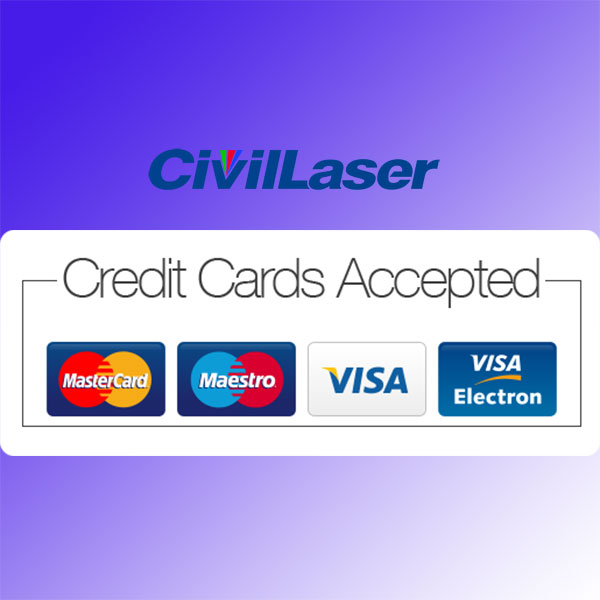 CivilLaser Credit Card Payment tool link Special product