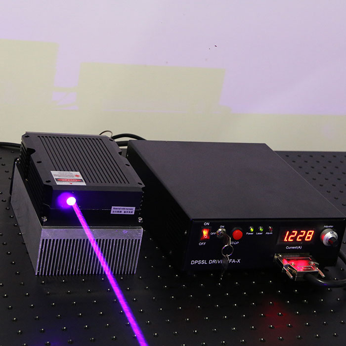 High power blue laser 465nm 18W Semiconductor Laser